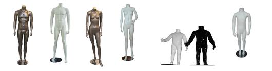 Salg af mannequin billig online på globifix.com