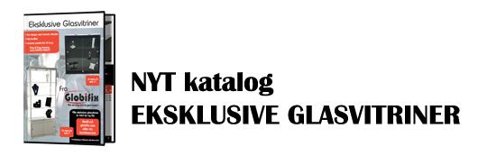Online katalog om eksklusive glasvitriner