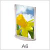 Akrylskilte A6 - Hurtig levering